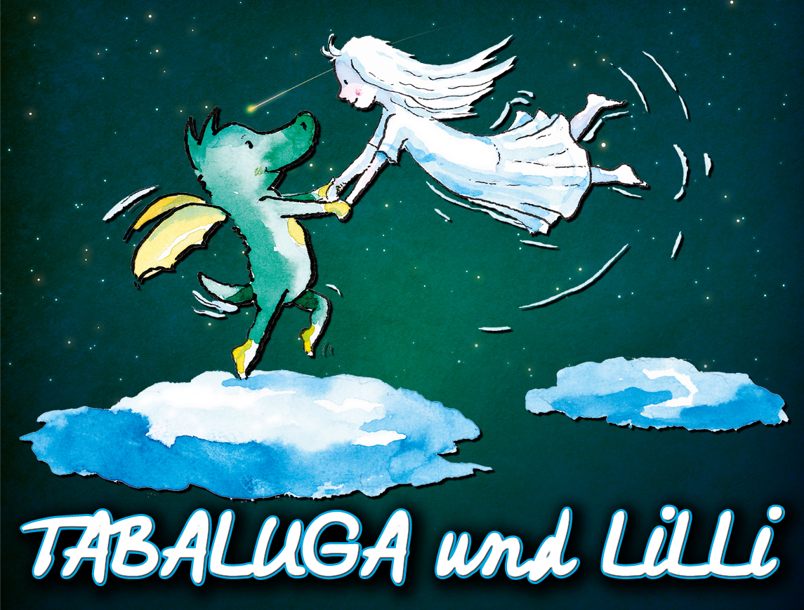 Tabaluga und Lilli in Zell an der Mosel