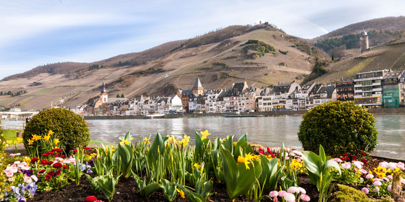Ostern in Zell Mosel