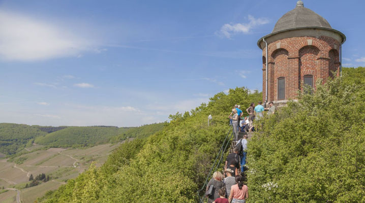 Collis Turm in Zell an der Mosel